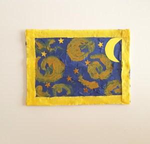 A la manière de Van Gogh objectif ief art visuel