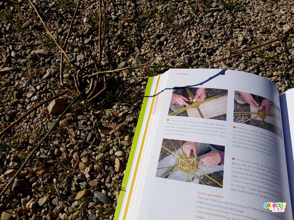L'école à ciel ouvert faire instruction en famille dans la nature école IEF objectif ief salamandre