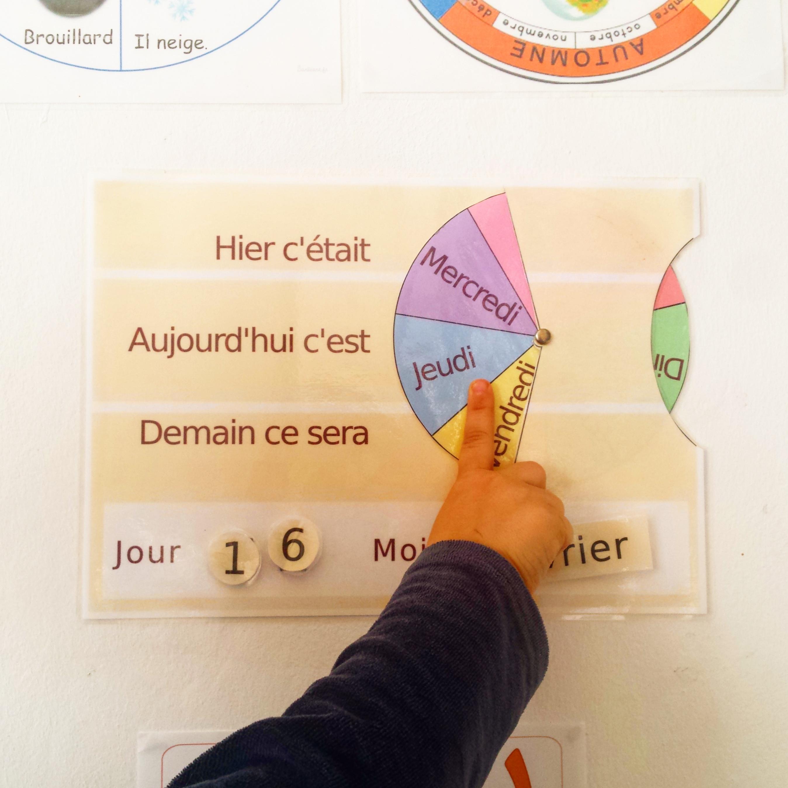 Travailler par thèmes en maternelle organisation IEF petite section moyenne grande bjectif ief