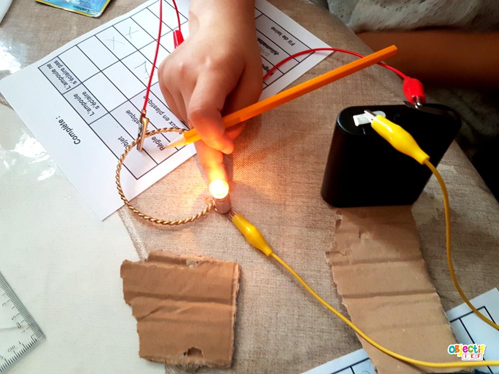 l'électricité ressources supports ief cycle 1 2 3 ateliers, expériences vidéo reportage ief objectif ief instruction en famille