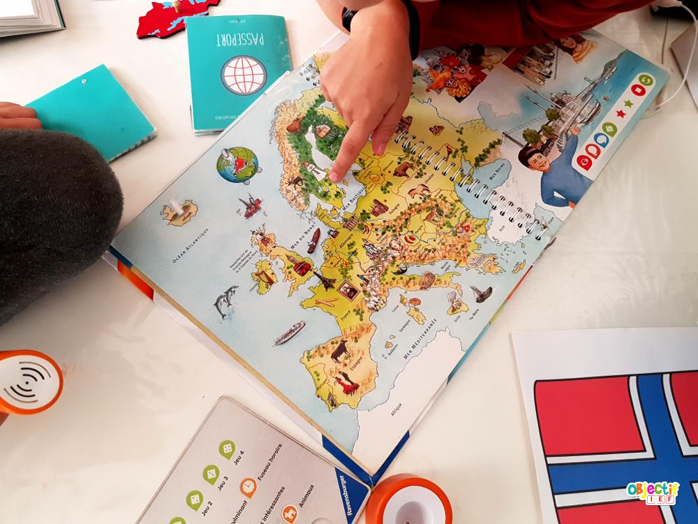 norvège tour du monde ief instruction en famille