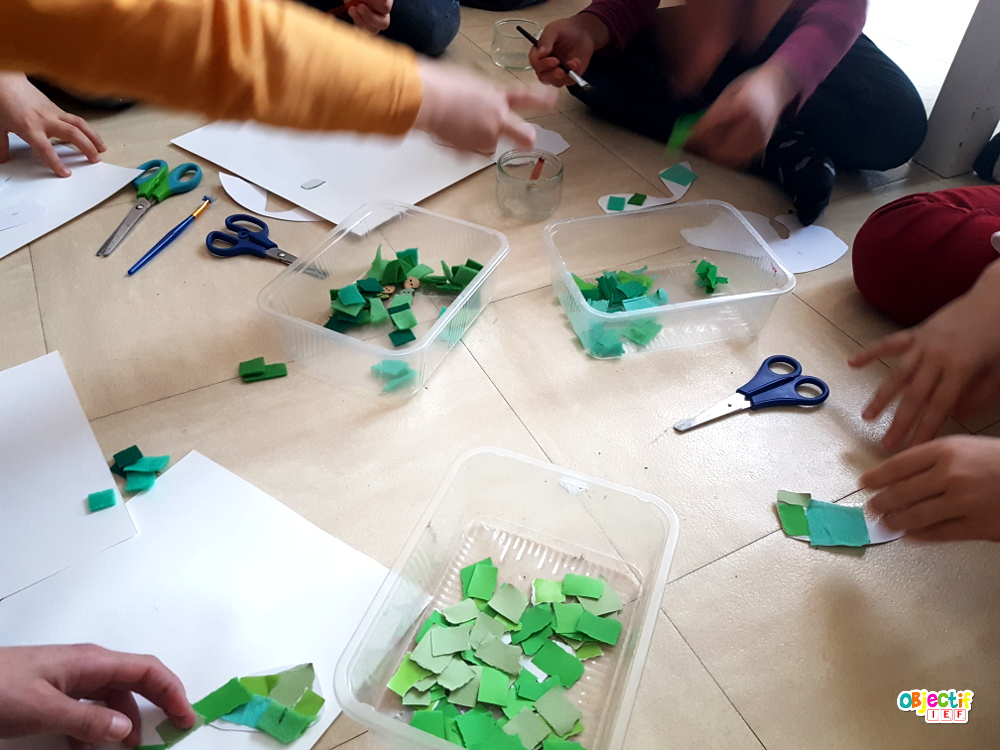 activité sur l'écologie livret fichiers gratuits recyclage tri instruction en famille objectif ief