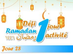L'Aïd el fitr défi ramadan activité enfant ramadan islam kids activities jeune ramadan muslim