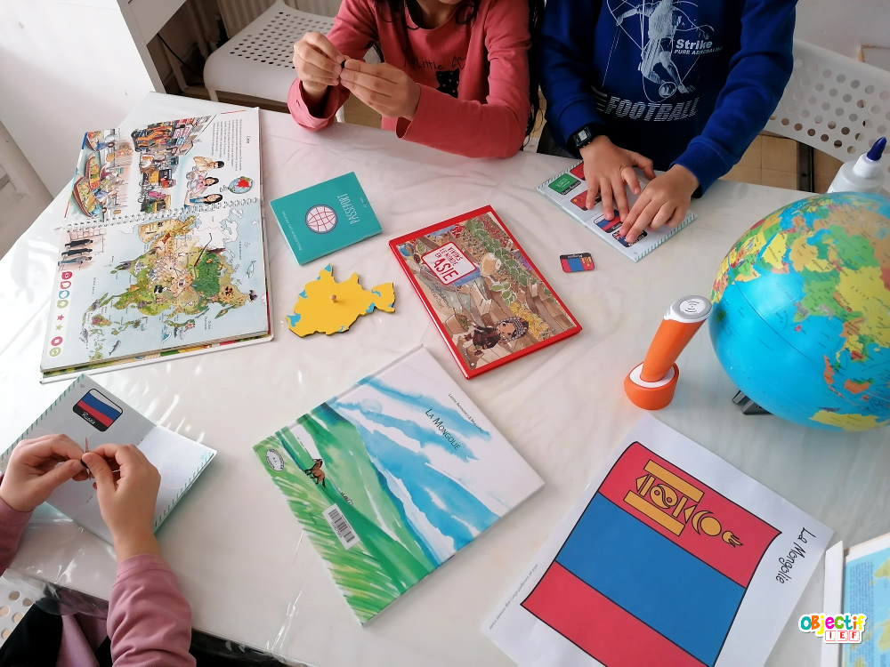 tour du monde Mongolie ief instruction en famille ddm explorer le monde projet ief