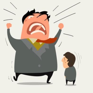 peur de la colère des autres