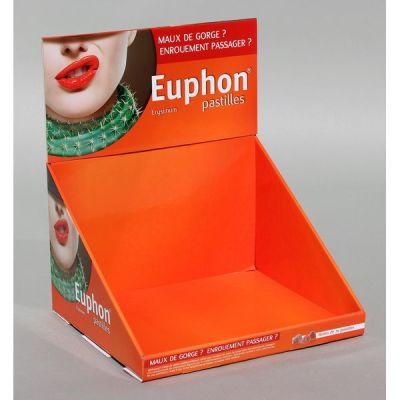 Objectif-PLV-Présentoir EUPHON
