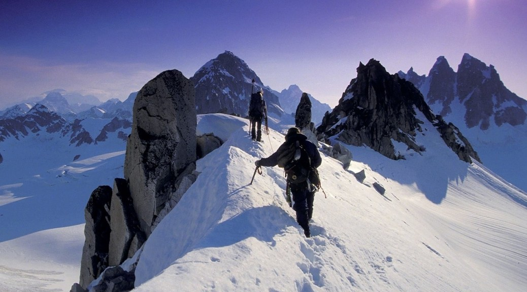 Alpinistes - Savoir renoncer