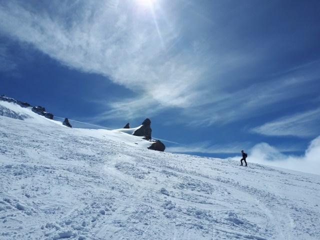 Grand Paradis Glacier