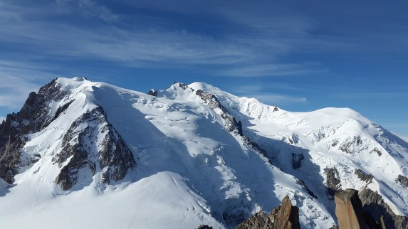 L'ascension du Mont Blanc par les 3 Monts