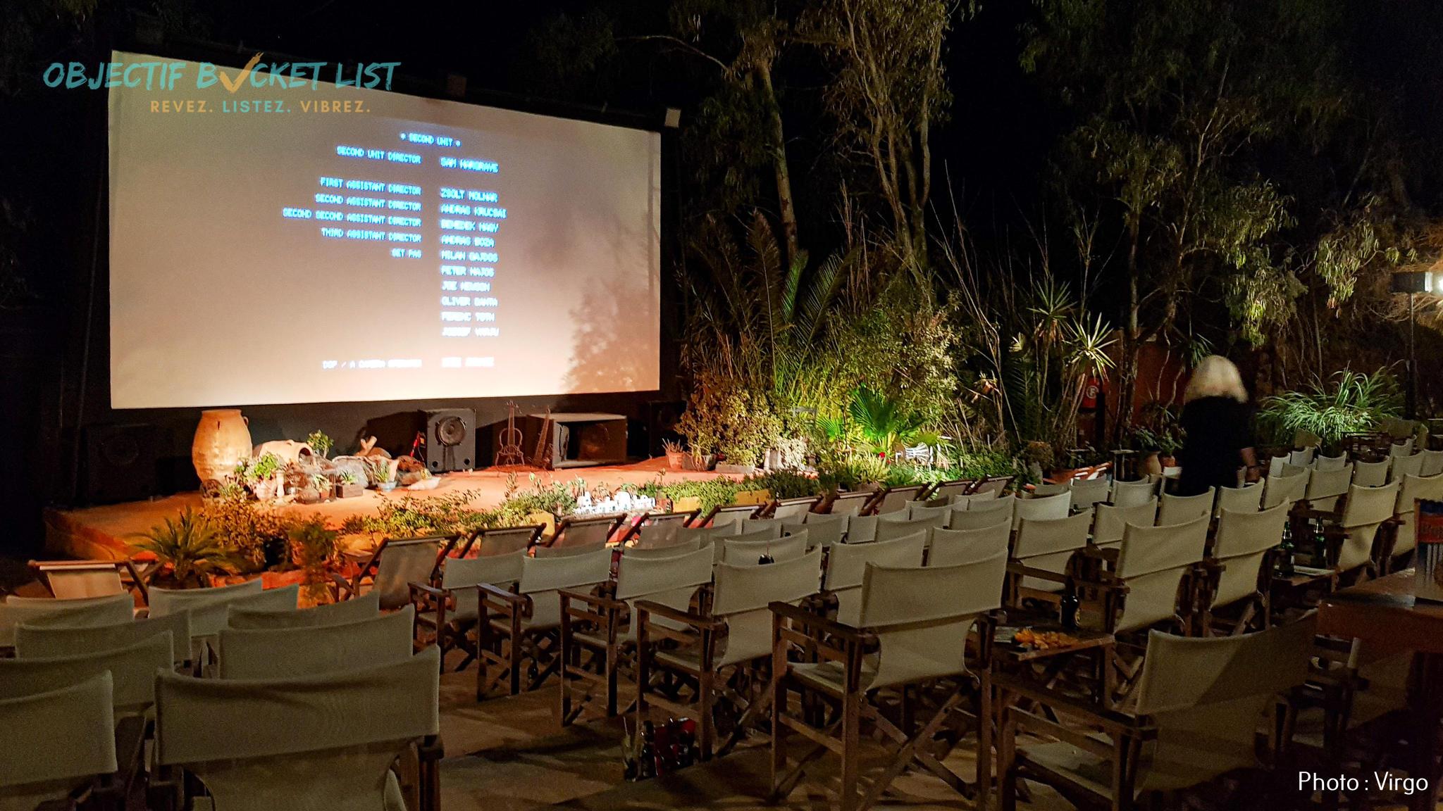 Cinema Santorin