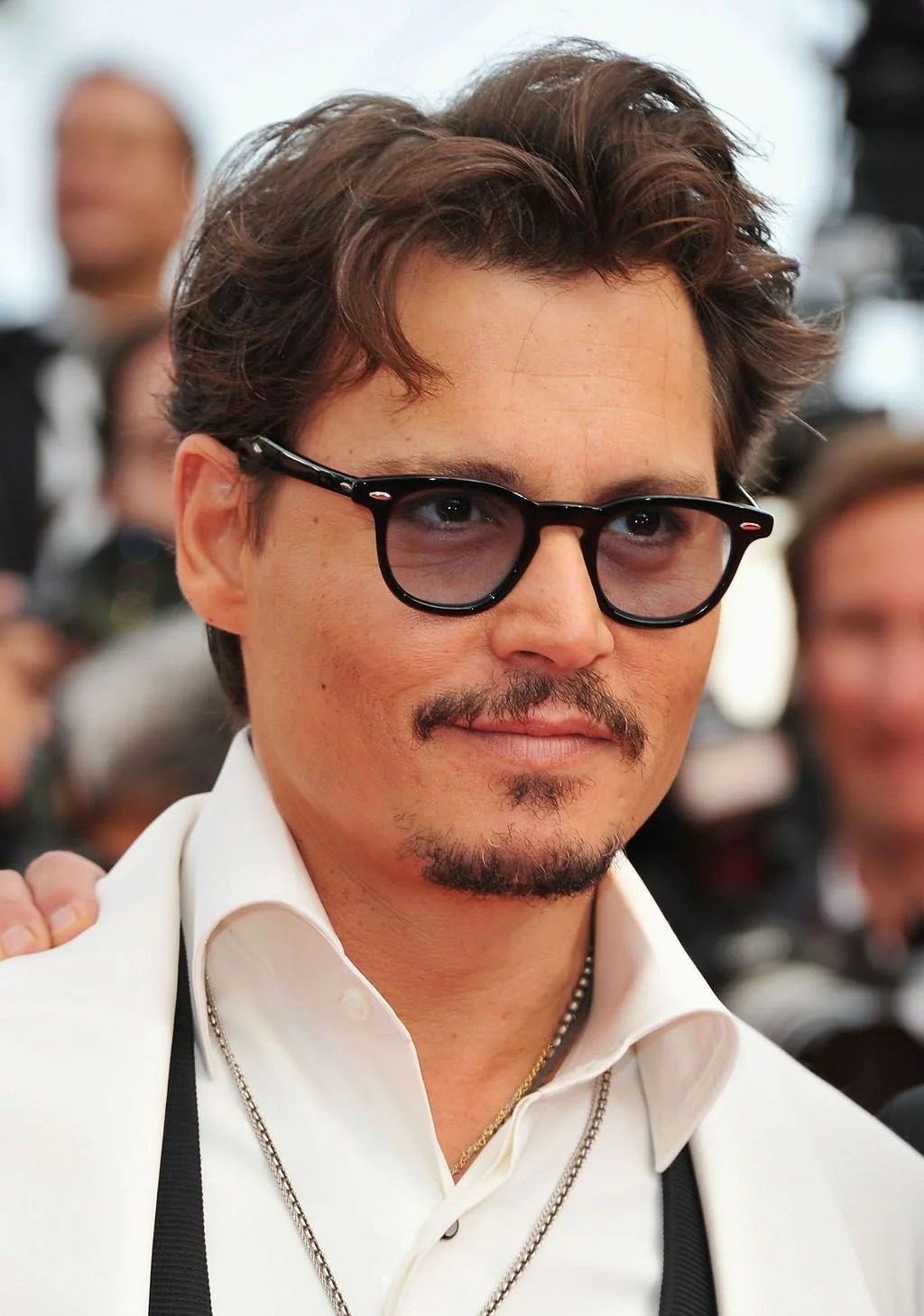 Johnny Depp Cannes