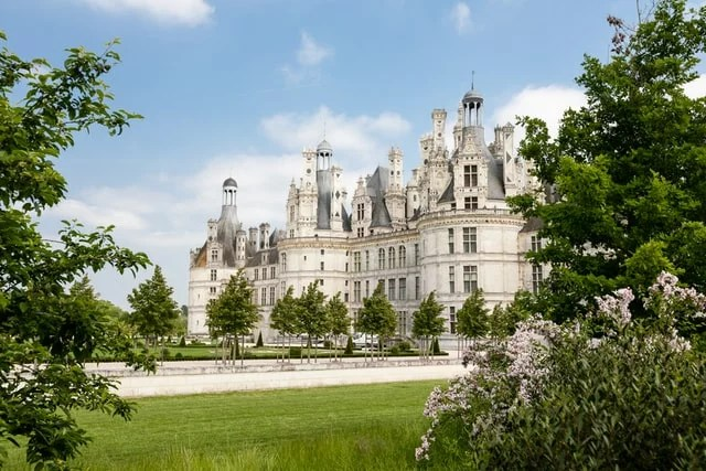 Bucket List activites france - Chateaux de la Loire