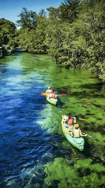 Bucket List activites france - Kayak Sorgue