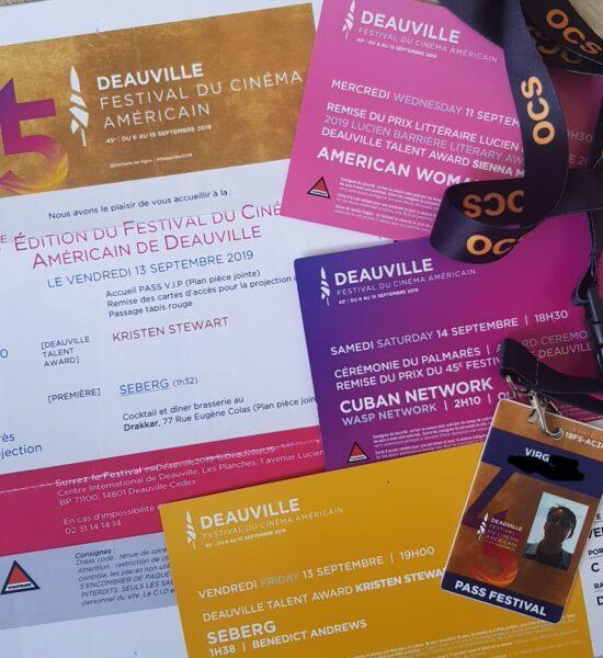 Pass Festival de Deauville