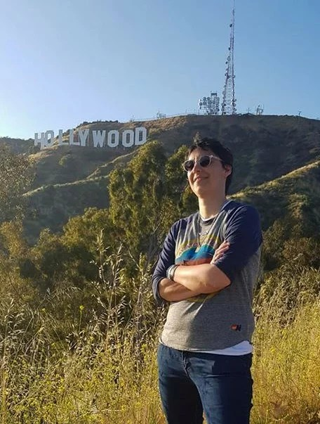 Hollywood Sign 2019