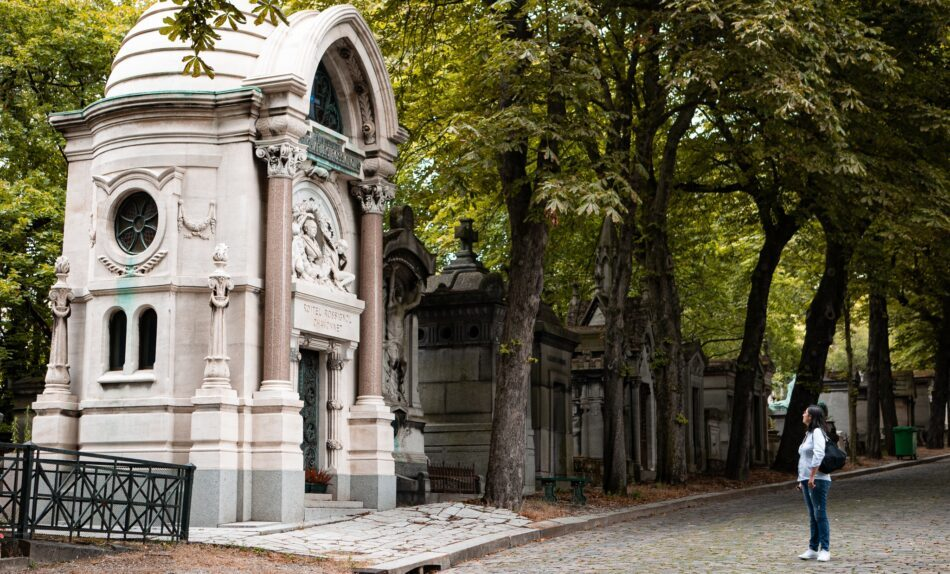 Mausolee Pere Lachaise