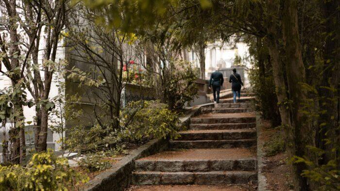 Passage Pere Lachaise