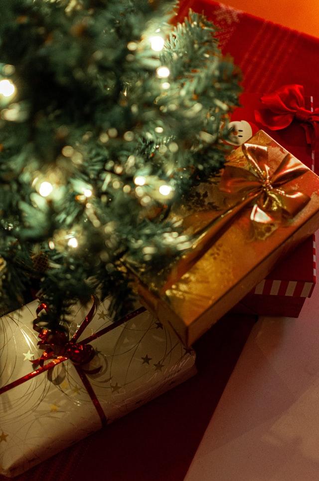 Bucket List de Noel - Ouvrir les cadeaux