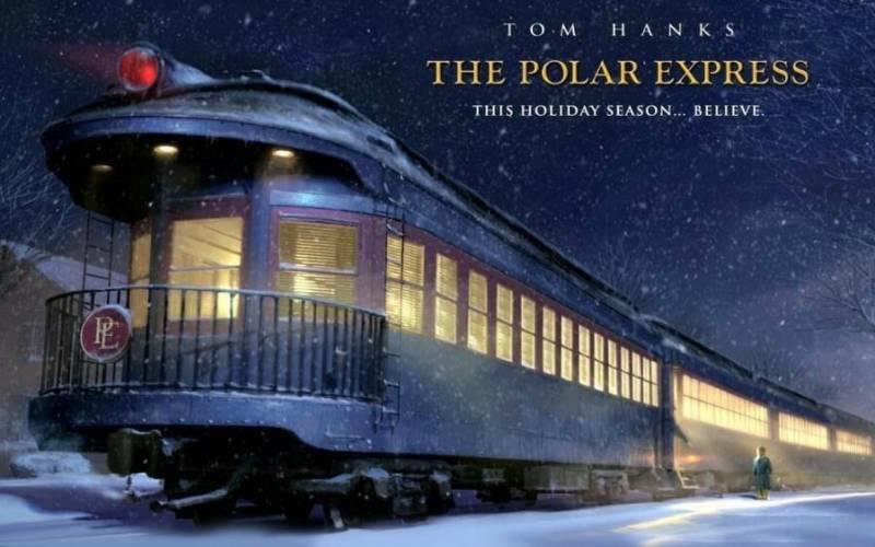 Films de Noel - Pole Express
