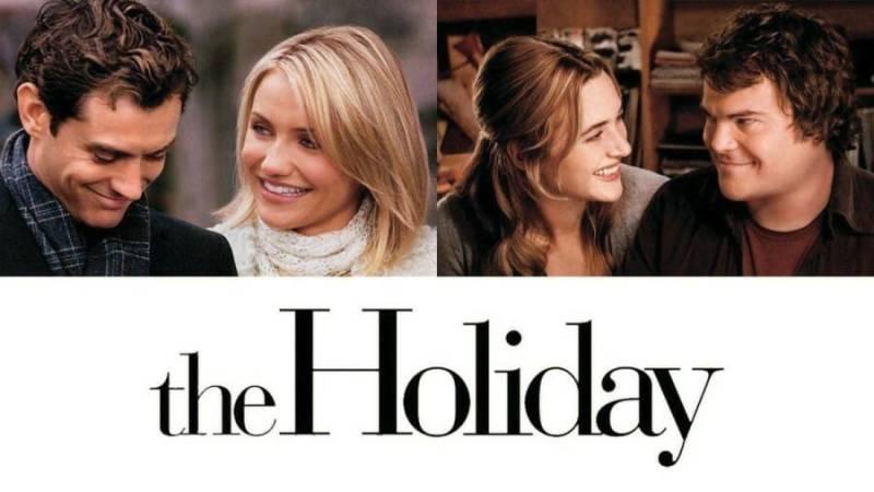 Films de noel - The Holiday