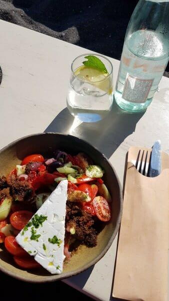 Vraie Salade Grecque