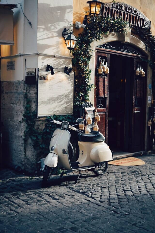 Rome romantique