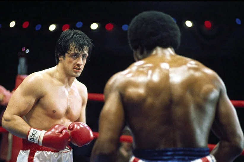 Films a voir une fois dans sa vie - Rocky