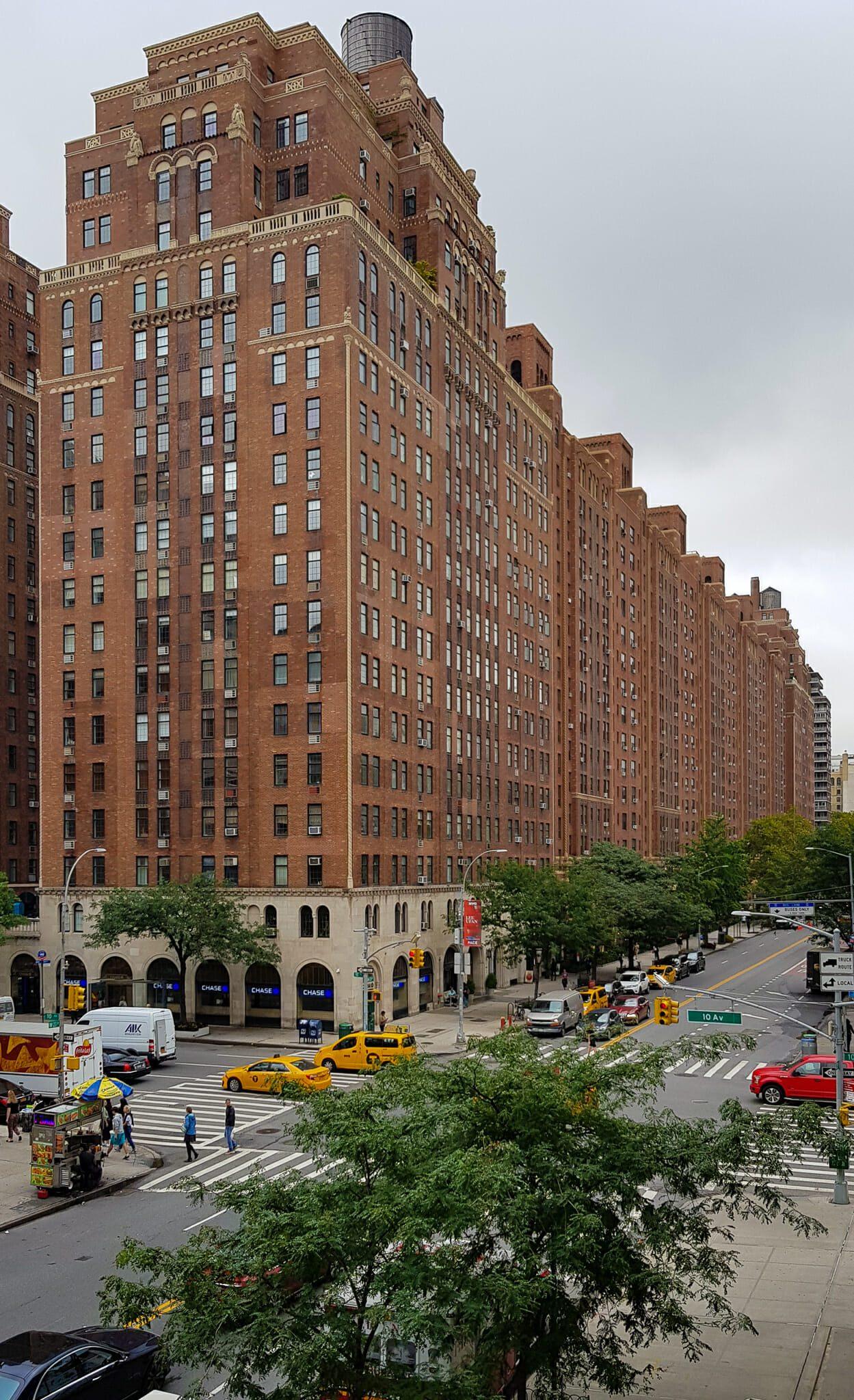 High Line Rue