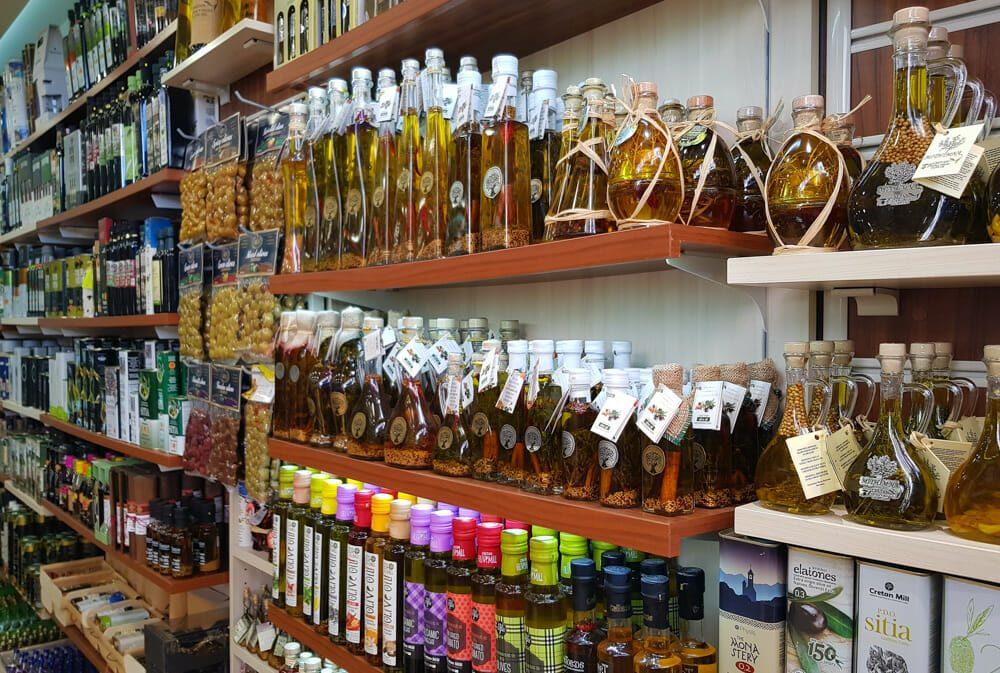 Huile d'olive Grece