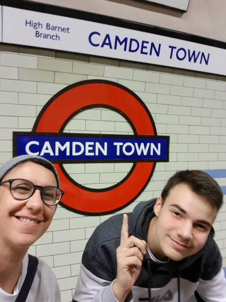 Kylian Camden Town