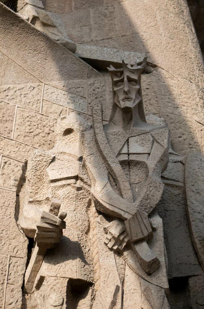 Sagrada Familia passion