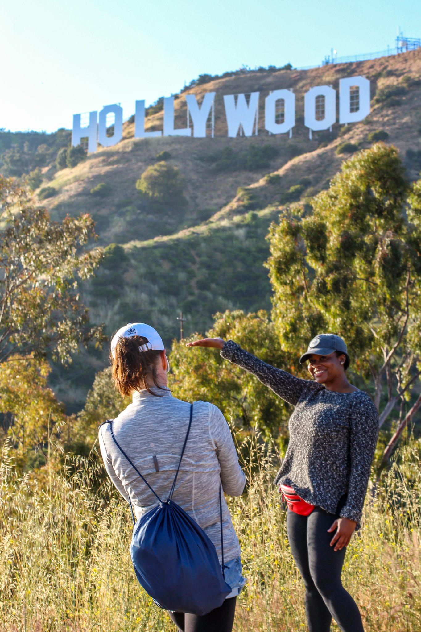 Shooting photo Hollywood