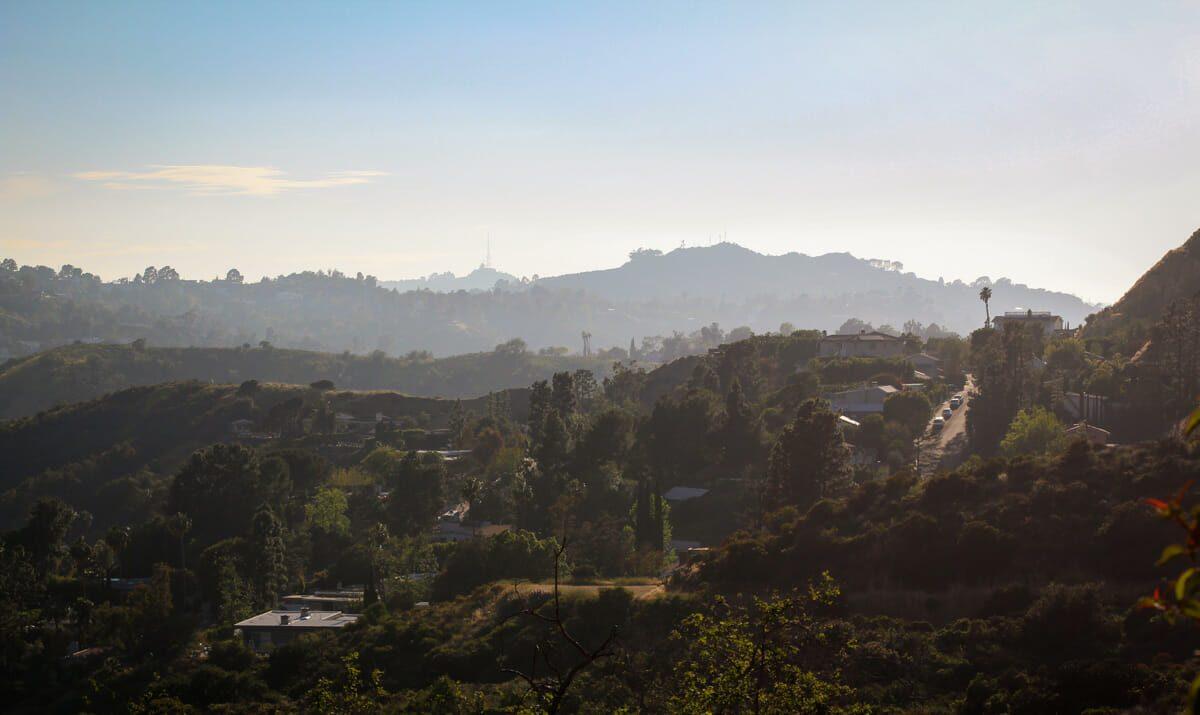 Vue depuis Griffith Park 8