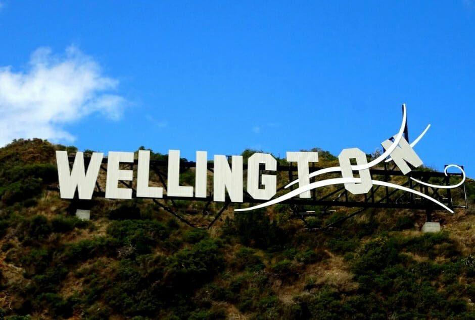Wellington Nouvelle-Zelande