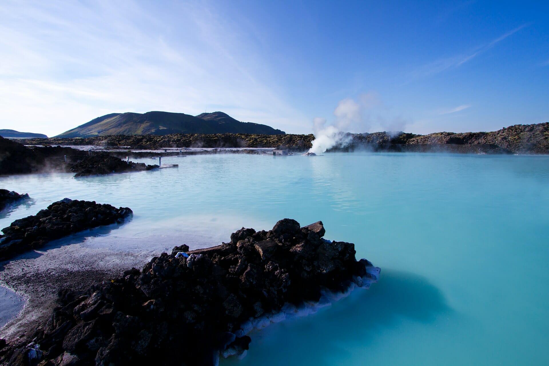 Lagon bleu - Reykjavik