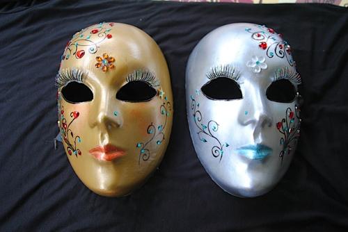 Les masques 2011