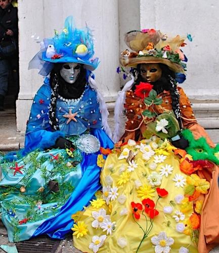 Carnaval de Venise 2011: on y est !