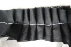 Exemple de plissage