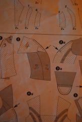 les pièces du schéma n'ont pas la même forme que les pièces réelle