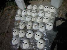 et rvoilà la série de masques