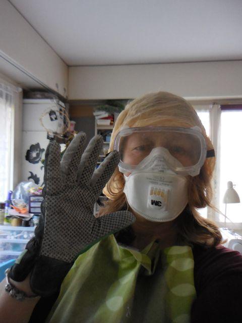 Le retour de l'usine à masques !