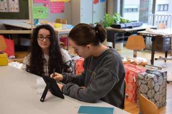 Solène et Nuray, une belle histoire d'amitié et de solidarité !