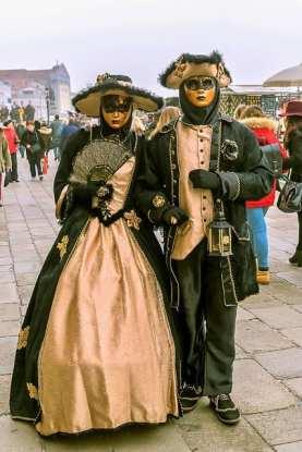 karneval Benátky 2