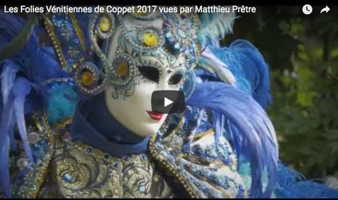 Les Folies vénitiennes de Coppet en vidéo