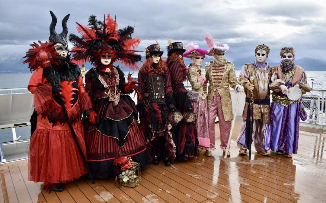 Objectif Carnaval 2020: les costumes