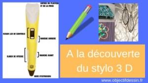 stylo 3D speemo
