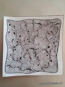 zentangle rond