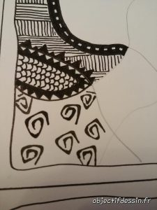 se relaxer zentangle