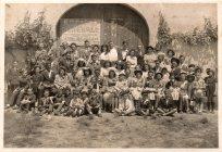 Fête de l'agneau à Ste Colombe 1948
