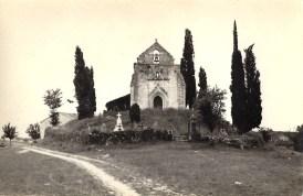 L'église de Bernac